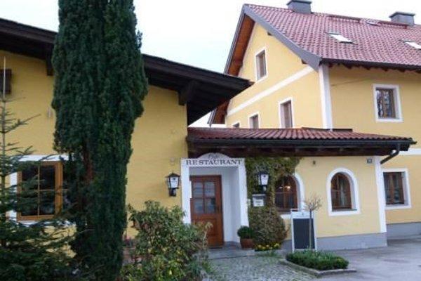 Hotel Fischachstubn - фото 23