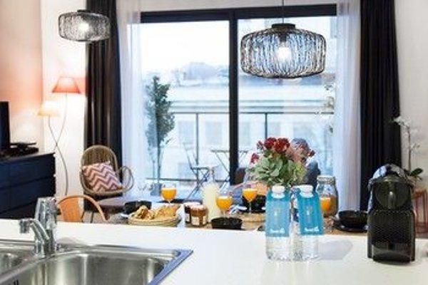 Sweet Inn Apartment- Rue Belliard - фото 14