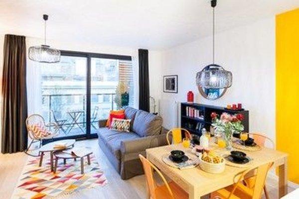 Sweet Inn Apartment- Rue Belliard - фото 5