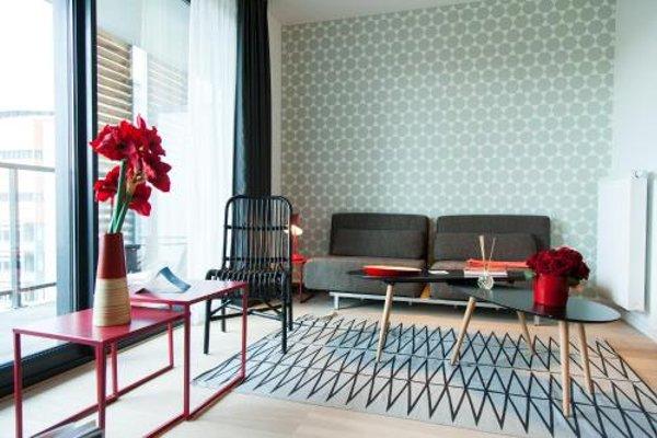 Sweet Inn Apartment- Rue Belliard - фото 8