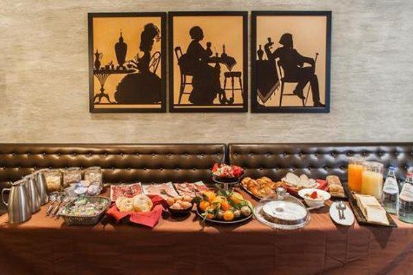 San Firenze Suites & Spa - фото 15