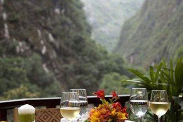 Sumaq Machu Picchu Hotel - 21