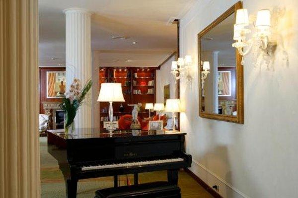 Hotel De La Ville - фото 11