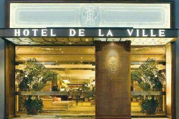 Hotel De La Ville - фото 20