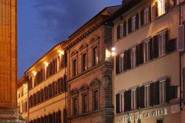 Hotel De La Ville - фото 23