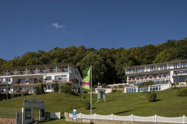 Waldhotel Wiesemann und Appartmenthaus Seeschwalbe am Edersee - фото 19