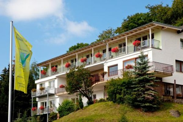 Waldhotel Wiesemann und Appartmenthaus Seeschwalbe am Edersee - фото 22