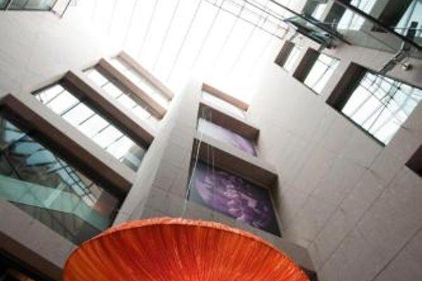 Nexus Valladolid Suites & Hotel - фото 16