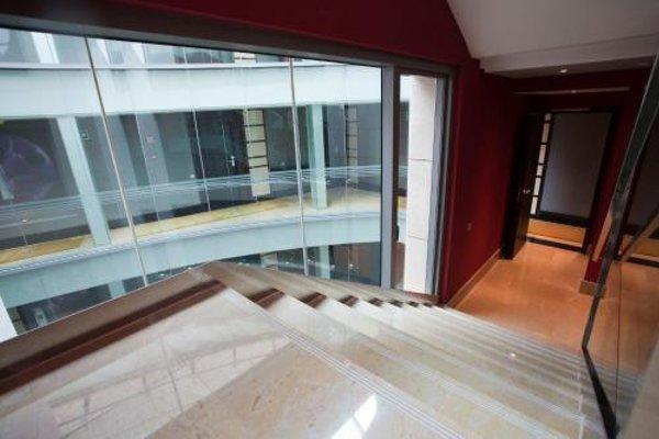 Nexus Valladolid Suites & Hotel - фото 17