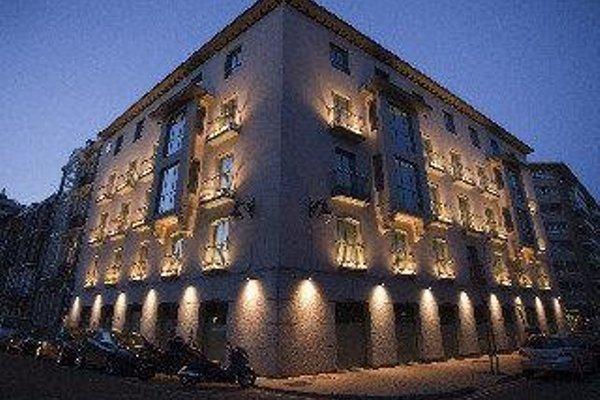 Nexus Valladolid Suites & Hotel - фото 23