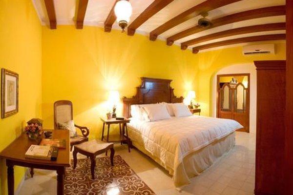 Hotel Boutique Casa Don Gustavo - фото 50