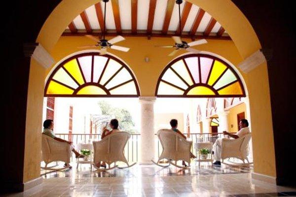 Hotel Boutique Casa Don Gustavo - фото 12