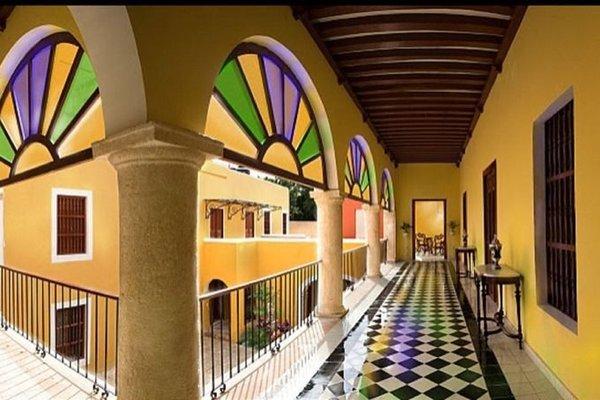 Hotel Boutique Casa Don Gustavo - фото 16