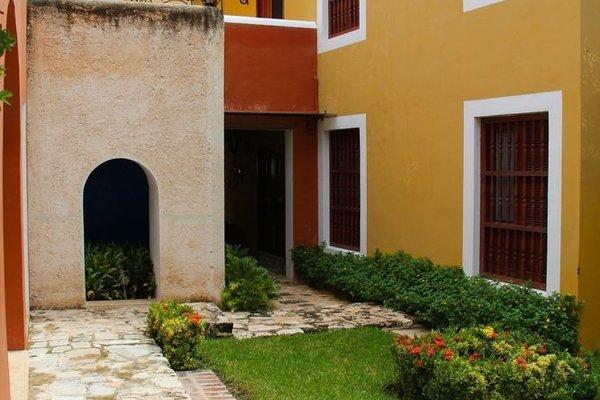 Hotel Boutique Casa Don Gustavo - фото 22