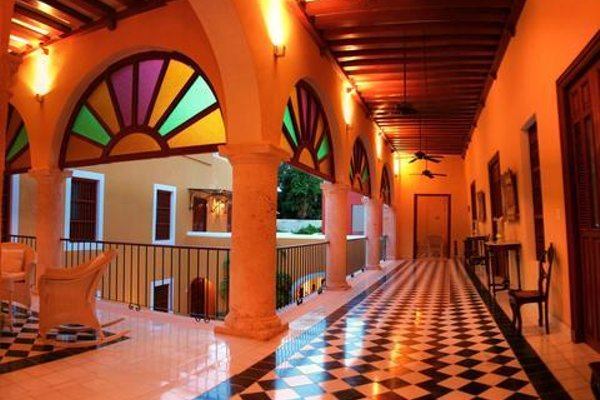 Hotel Boutique Casa Don Gustavo - фото 4