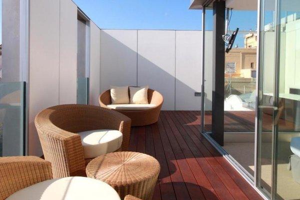 Alenti Sitges Hotel & Restaurant - фото 17