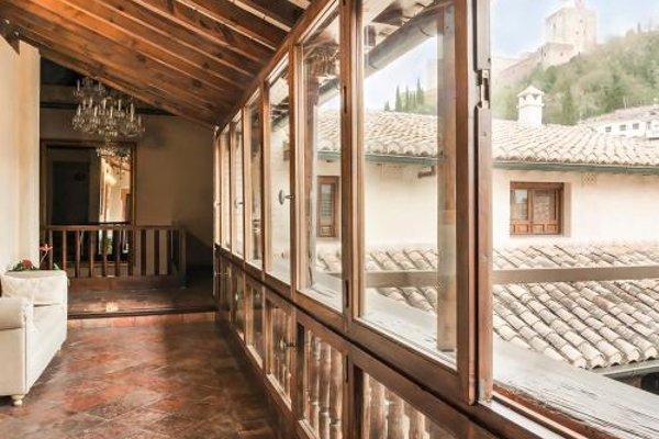 Hotel Casa 1800 Granada - фото 11