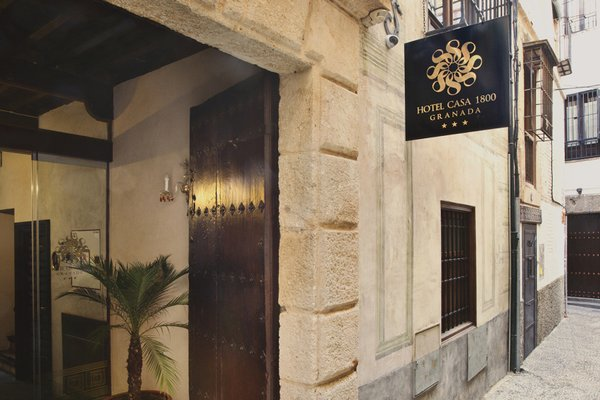 Hotel Casa 1800 Granada - фото 17