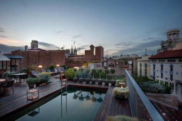 Mercer Hotel Barcelona - фото 21