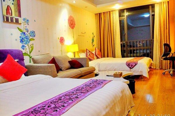 Guangzhou Bojing Hopson Plaza Apartment - фото 47