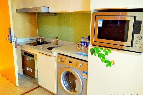 Guangzhou Bojing Hopson Plaza Apartment - фото 13