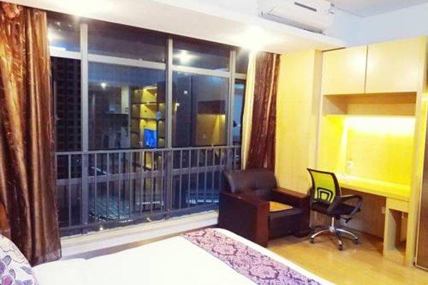 Guangzhou Bojing Hopson Plaza Apartment - фото 16