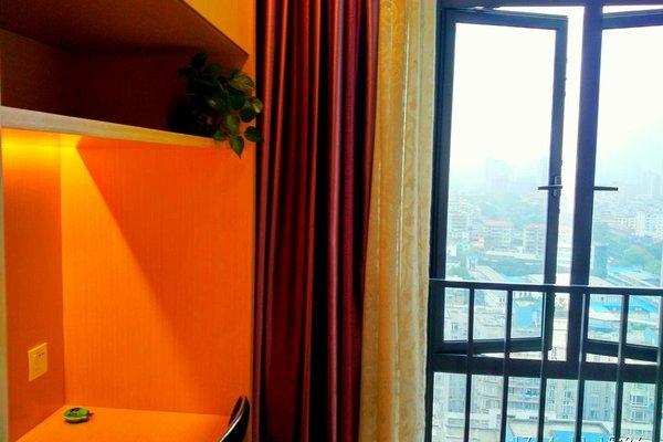 Guangzhou Bojing Hopson Plaza Apartment - фото 17