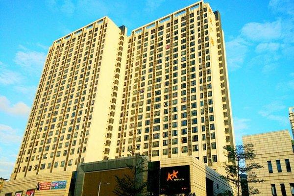 Guangzhou Bojing Hopson Plaza Apartment - фото 21