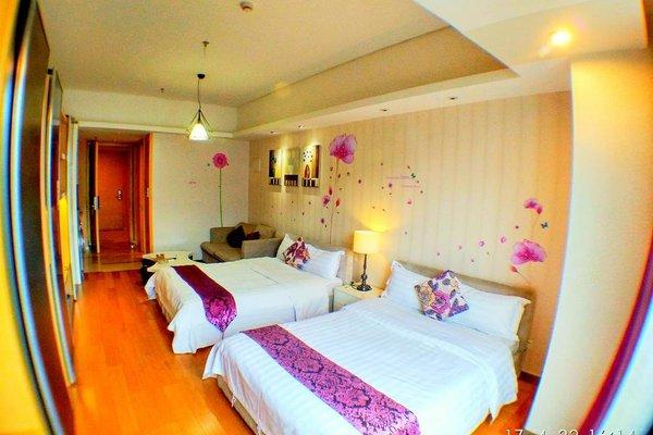 Guangzhou Bojing Hopson Plaza Apartment - фото 3