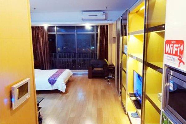 Guangzhou Bojing Hopson Plaza Apartment - фото 4