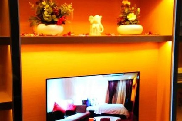 Guangzhou Bojing Hopson Plaza Apartment - фото 5