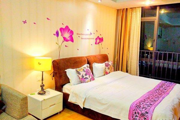 Guangzhou Bojing Hopson Plaza Apartment - фото 8