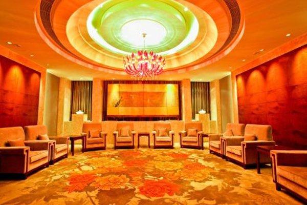 Chengdu Airport Hotel - фото 18