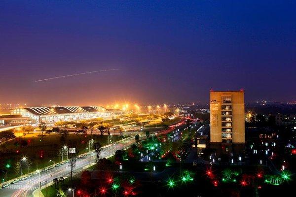 Chengdu Airport Hotel - фото 23