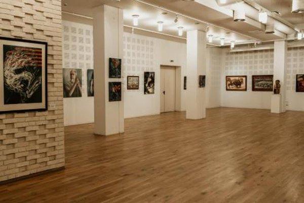 Graffit Gallery Design Hotel - фото 5
