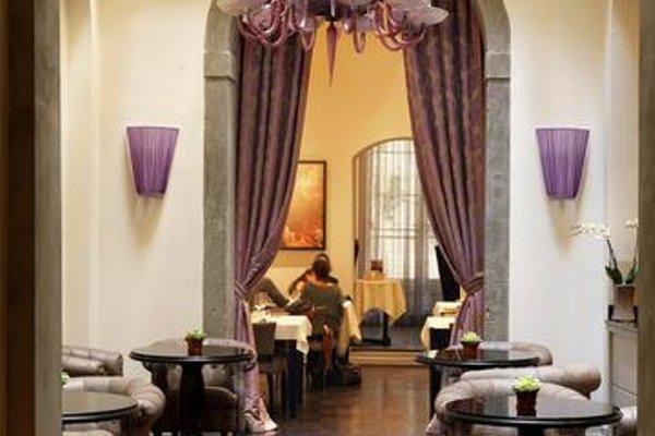 Firenze Number Nine Wellness Hotel - фото 15