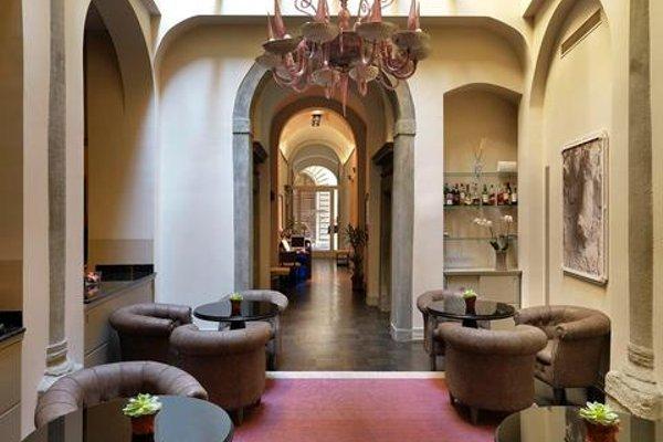 Firenze Number Nine Wellness Hotel - фото 16