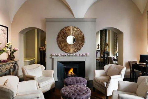 Firenze Number Nine Wellness Hotel - фото 6