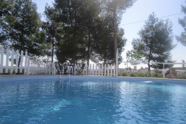 Apartamentos Rurales Las Caleras - фото 13