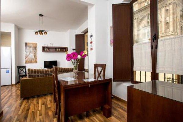 Apartamentos Casa de la Lonja - фото 16