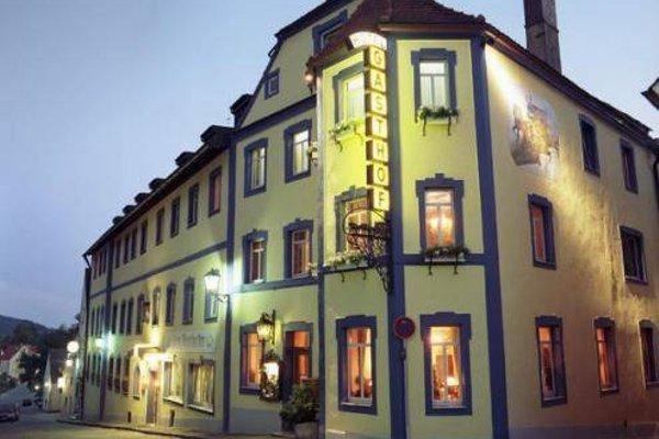 Hotel-Gasthof Zur Post - фото 16