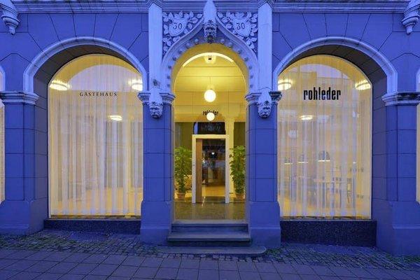 Gastehaus Rohleder - фото 14
