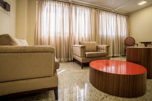 Faro Hotel Atibaia - фото 10