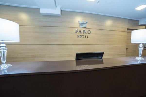 Faro Hotel Atibaia - фото 13