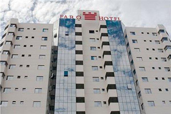 Faro Hotel Atibaia - фото 23
