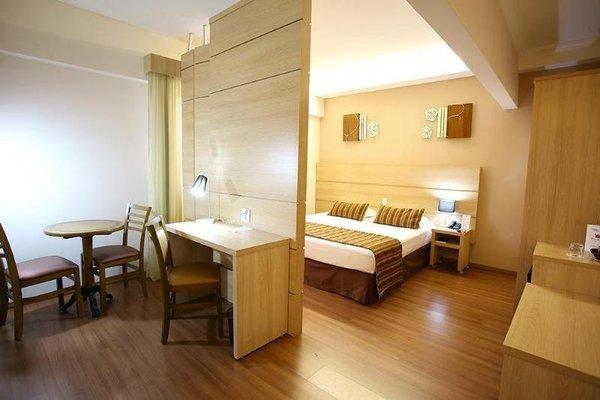Faro Hotel Atibaia - фото 4