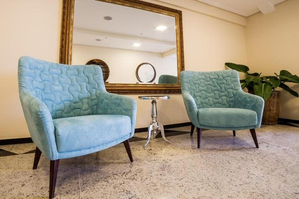 Faro Hotel Atibaia - фото 9