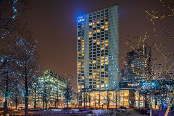 Hilton Warsaw Hotel - фото 33