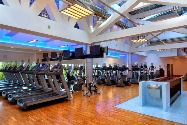 Hilton Warsaw Hotel - фото 12