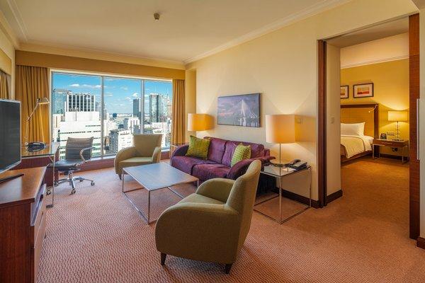 Hilton Warsaw Hotel - фото 7